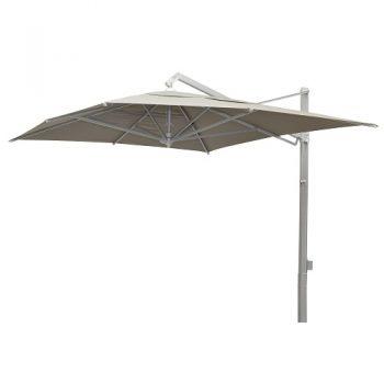 Borek - Rodi 300x400 parasol - sunbrella taupe | Next Outdoor