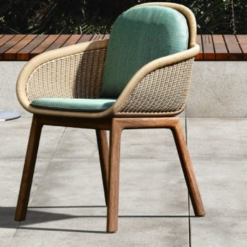 Kettal Vimini Chair   Next Outdoor