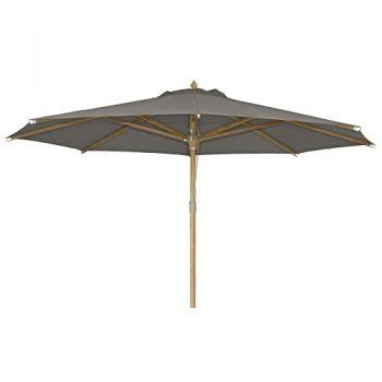Borek - St. Tropez Ø400 parasol - olefin grijs | Next Outdoor