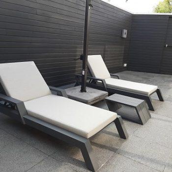 Borek - Viking lounger - Showroommodellen sale | Next Outdoor