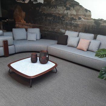 Minotti - Florida bank - Showroommodellen sale | Next Outdoor
