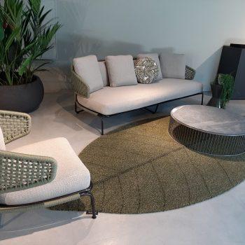 Minotti - Aston Cord lounge set - Showroommodellen sale | Next Outdoor